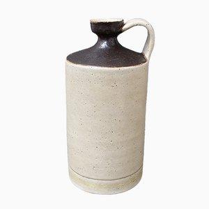 Italienischer Mid-Century Keramik Krug von Bruno Gambone, 1970er