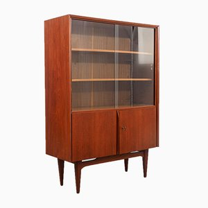 Chinese Scandinavian Style Teak Cabinet, 1960s