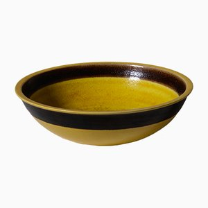 Vintage Ceramic Bowl by Bruno Gambone