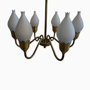 Lámpara de techo Tulip de Fog & Mørup, años 50