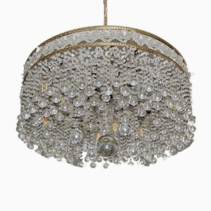 Crystal Chandelier, 1930s