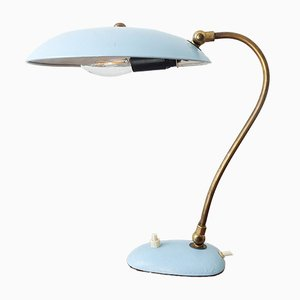 Brass Table Lamp from Stilnovo, 1950s