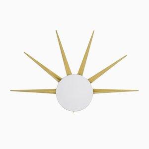 Lampada da parete o soffitto Dawn Solare Collection di Design per Macha