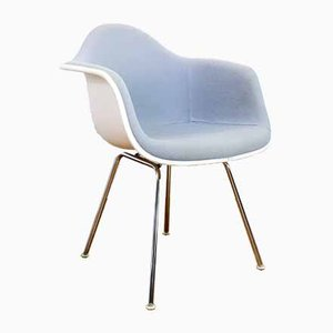 Vintage DAX Esszimmerstuhl von Charles & Ray Eames für Vitra