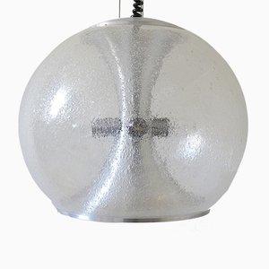 Lampada da soffitto a bolle di Doria, anni '70