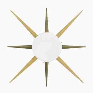 Windrose Solare Collection Decken- oder Wandlampe von Design for Macha