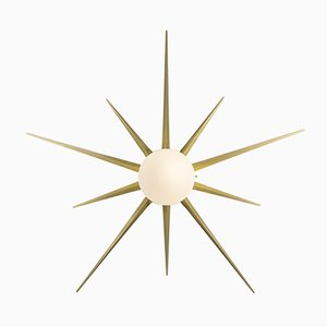 Capri Solare Collection Decken- oder Wandlampe von Design for Macha