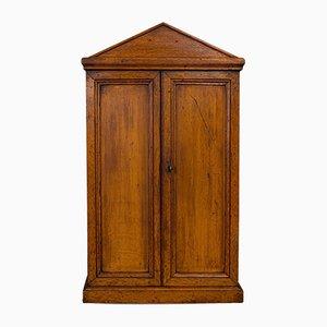 Antique Oak Tool Cupboard