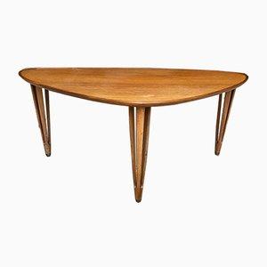 Tavolino da caffè di Arne Vodder per Sibast, anni '60