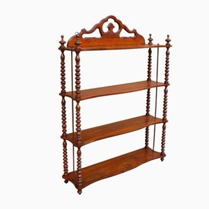 19th Century Etagere Cabinet