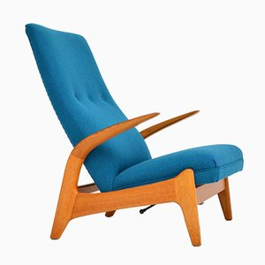 Vintage Rock 'n' Rest Armchair by Rolf Rastad & Adolf Relling, 1960s