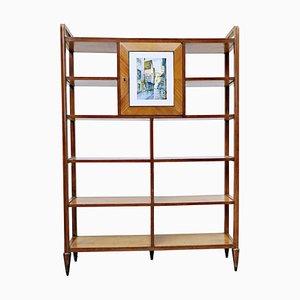 Italian Bookshelves, 1950s