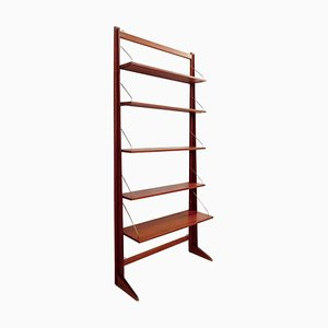 Mid-Century Italian Modular Teak Bookcases