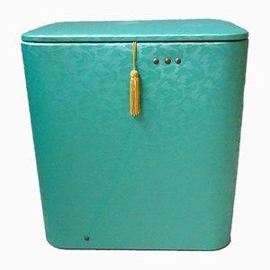 Green Laundry Bin from Doris Wenzel KG, 1968