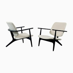 S3 Armchairs by Alfred Hendrickx for Belform, 1958, Set of 2