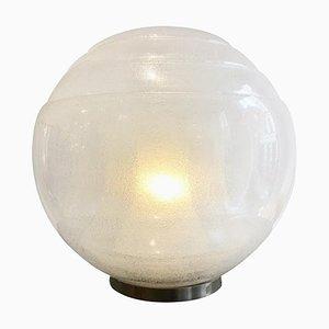 Lámpara de mesa de Carlo Nason para Mazzega, Italy, años 60