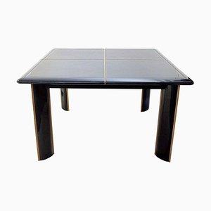 Ausziehbarer Esstisch von Carlo Scarpa für Cardin, Italien, 1950er