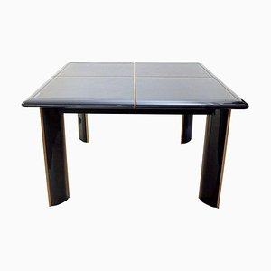 Extendable Dining Table by Carlo Scarpa for Cardin, Italy, 1950s