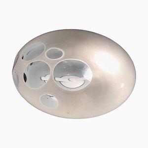 Lámpara de mesa modelo Moonbase LT357 de Carlo Nason para Mazzega, Italy, años 60
