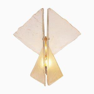 Lámpara de mesa de Carlo Nason, Italy, años 60