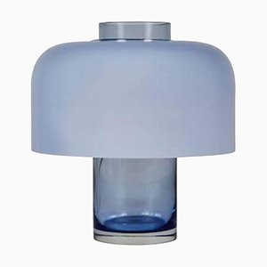 Lámpara de mesa modelo LT 226 de Carlo Nason para Mazzega, años 60