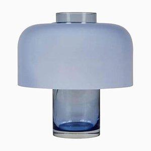 Lampe de Bureau Modèle LT 226 par Carlo Nason pour Mazzega, 1960s