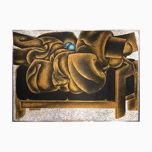 La Fermeture Éclaire sur Gavina par Georges Collignon, 1969