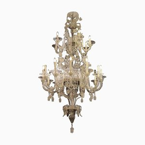 Venetian Chandelier from Pauly & Co., 1930s