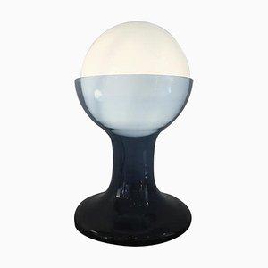 Lámpara de mesa modelo LT 216 de Carlo Nason para Mazzega, años 60