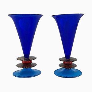 Postmodern Vase from Formia, 1985