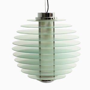 Lampe à Suspension 0024 par Gio Ponti pour Fontana Arte, 1970s