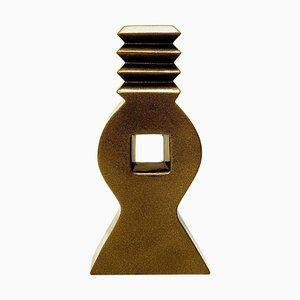 Postmodern Style Ceramic Vase, Italy, 1970s
