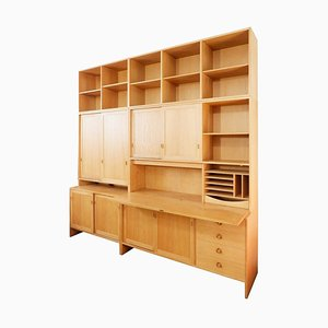 Ry Series Cabinet Set by Hans Wegner for Ry Møbler, 1960s