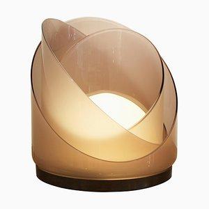 Lampada da tavolo modulabile di Carlo Nason per Mazzega, anni '60