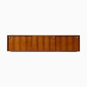 Long Wall-Hanging Sideboard by Alfred Hendrickx, 1970s