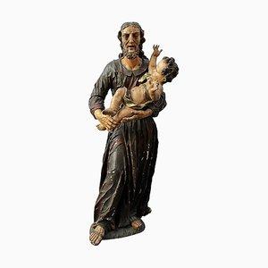 Joseph und Jesus, 18. Jh