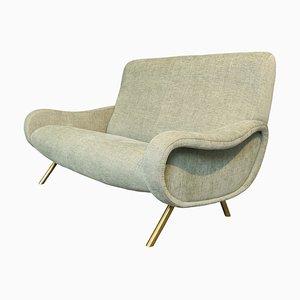 Italienisches Vintage Sofa im Stil von Zanuso