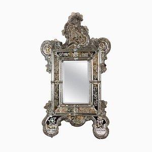 Venetian Mirror in Murano Glass, 1880s