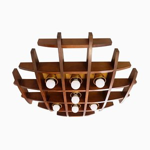Wood Ceiling or Wall Light