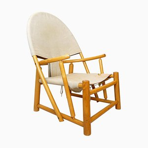 Mid-Century G23 Hoop Armchair by Piero Palange & Werther Toffoloni for Germa