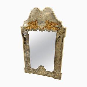 Mirror in Style of Pierre Lardin, France, 1940s