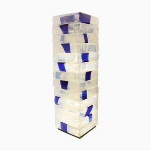 Murano Glass Floor Lamp by Carlo Nason, Italy, 1960s