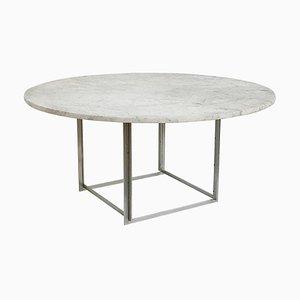 Niedriger PK 54 Tisch von Poul Kjærholm Christensen, Dänemark, 1963