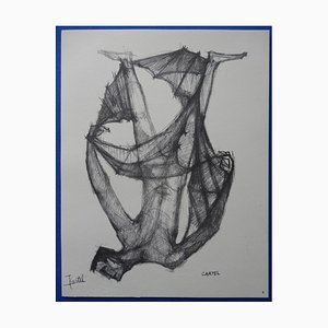 Man Fledermaus von Jacques Cartel, 1963