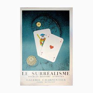 Surrealismus Sources-Hitoire and Affinities von Max Ernst, 1964