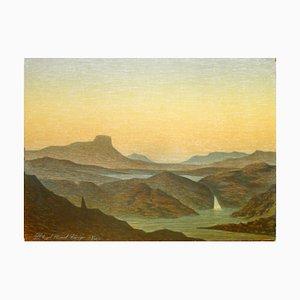 Lithographie de Countenance was Lifted par Ángel Pascual Rodrigo, 1990