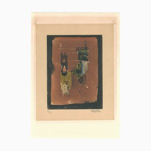 Untitled Radierung von Johnny Friedlaender, 1912