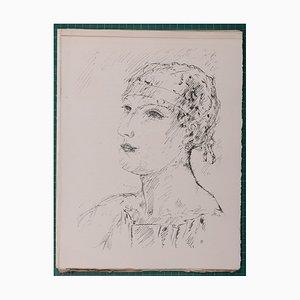 Life of Saint Monica Lithographie von Pierre Bonnard, 1930