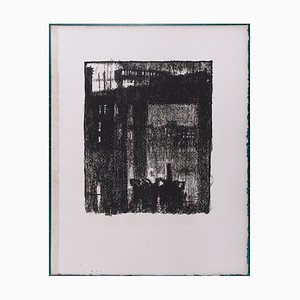 The Hallucinated Campagnens I Lithographie von Frank Brangwyn, 1927