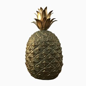 Pineapple Ice Bucket by Mauro Manetti for Manetti Fonderia d'arte Firenze, 1960s